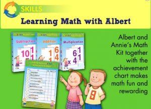 Cara menyenangkan ajari anak matematika bersama albert