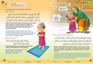 PROGRAM MENGENALKAN AGAMA ISLAM PADA ANAK SEJAK DINI